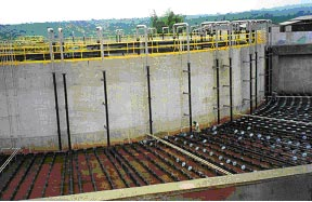 Planta Industrial papelera